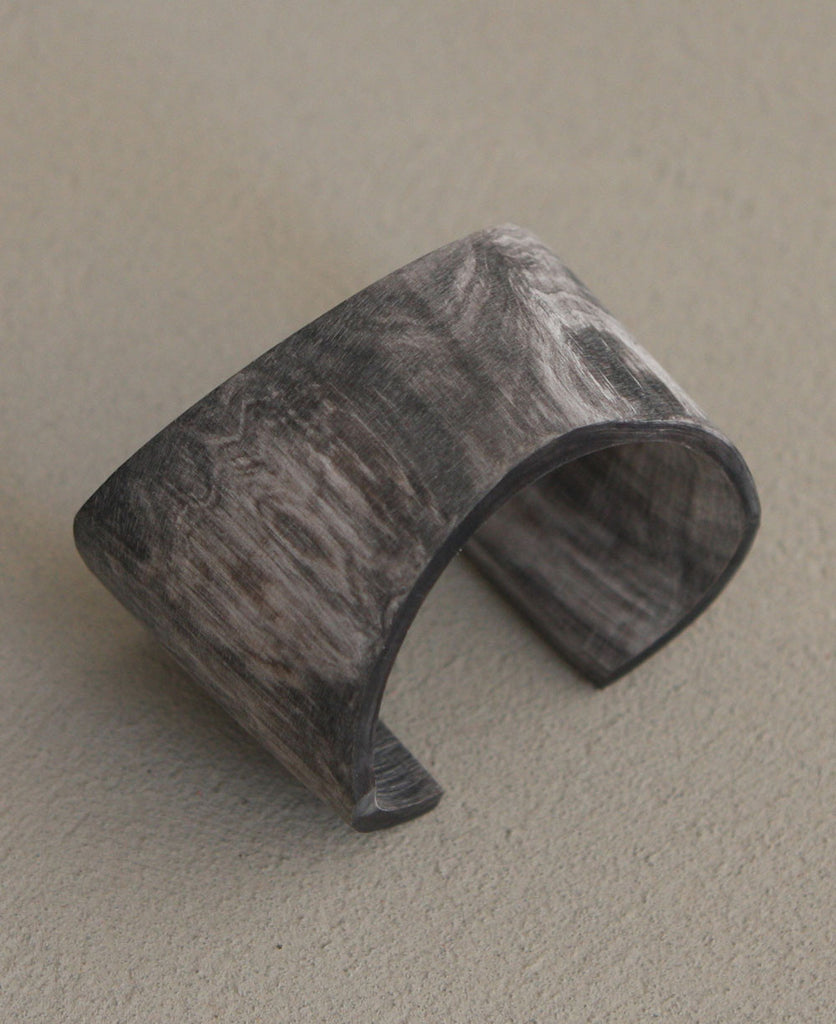Cow Horn Cuff Bracelet, Multiple Sizes