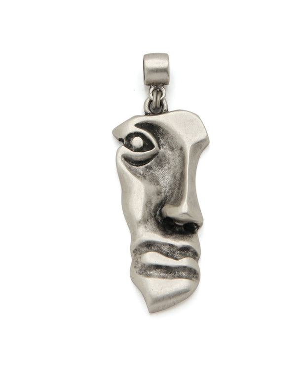 Handcrafted Fragmented Face Pendant, Turkey