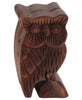 Wooden Owl Puzzle Box, Indonesia