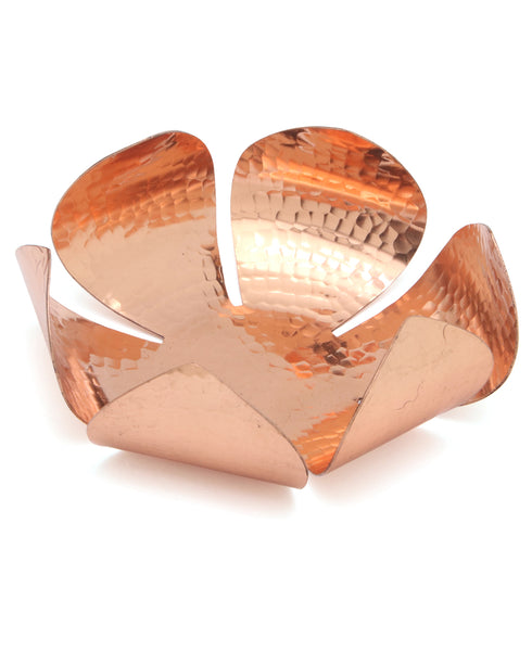 Copper Tealight Holder