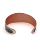 Handcrafted Turkish Copper Cuff Bracelets