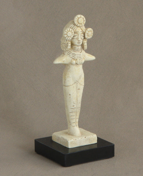 Ancient Harvest Goddess Statue