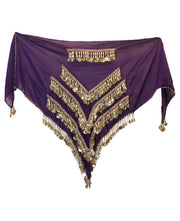 Egyptian Belly Dance Scarf
