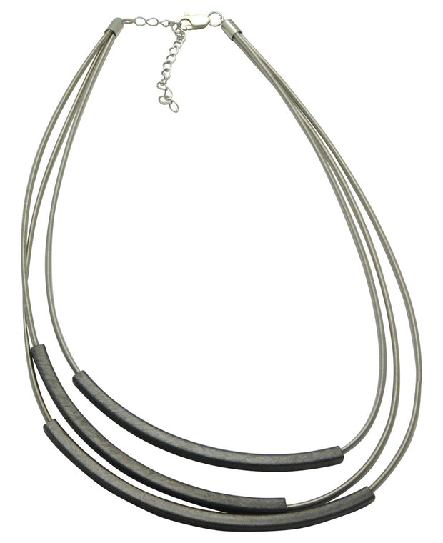 Stacked Curve Necklace