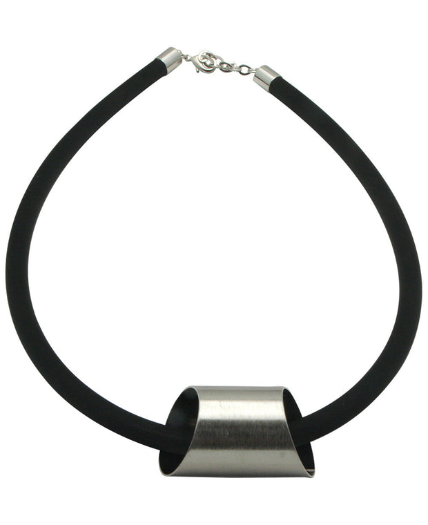 Industrial Statement Necklace