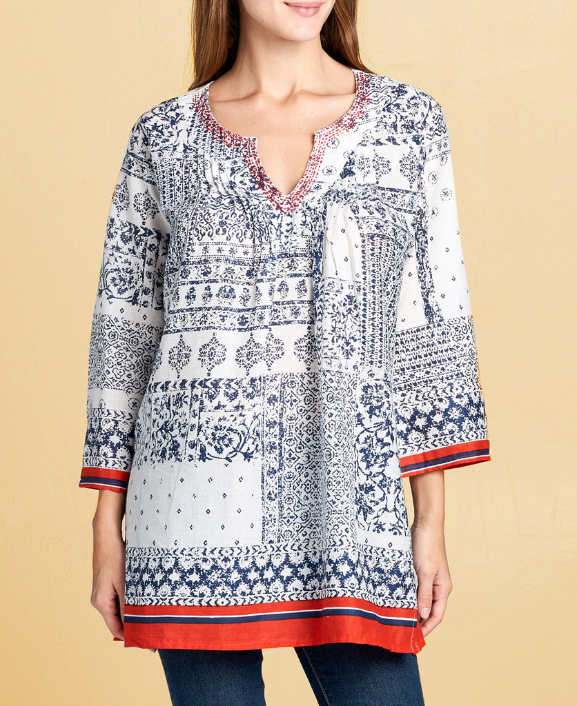 Printed Indian Tunic