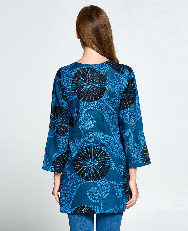 Indian Tunic Blue