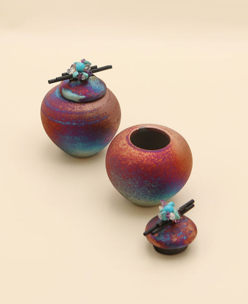 Sunset Dreams Miniature Dream Jars, Set of 2