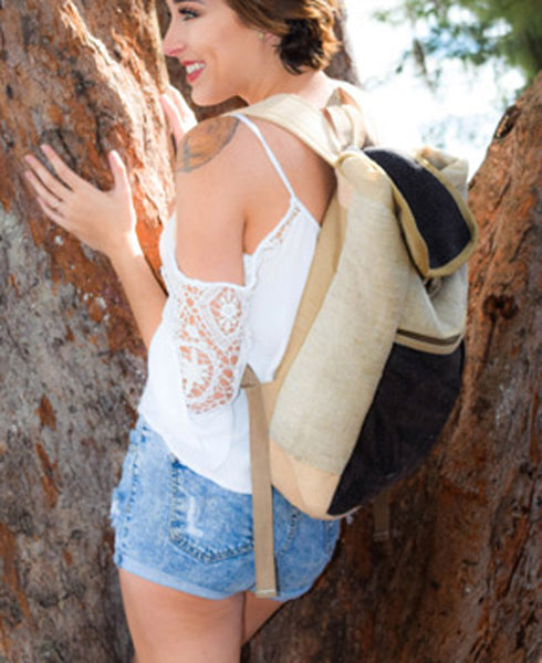 Fair Trade Backpack