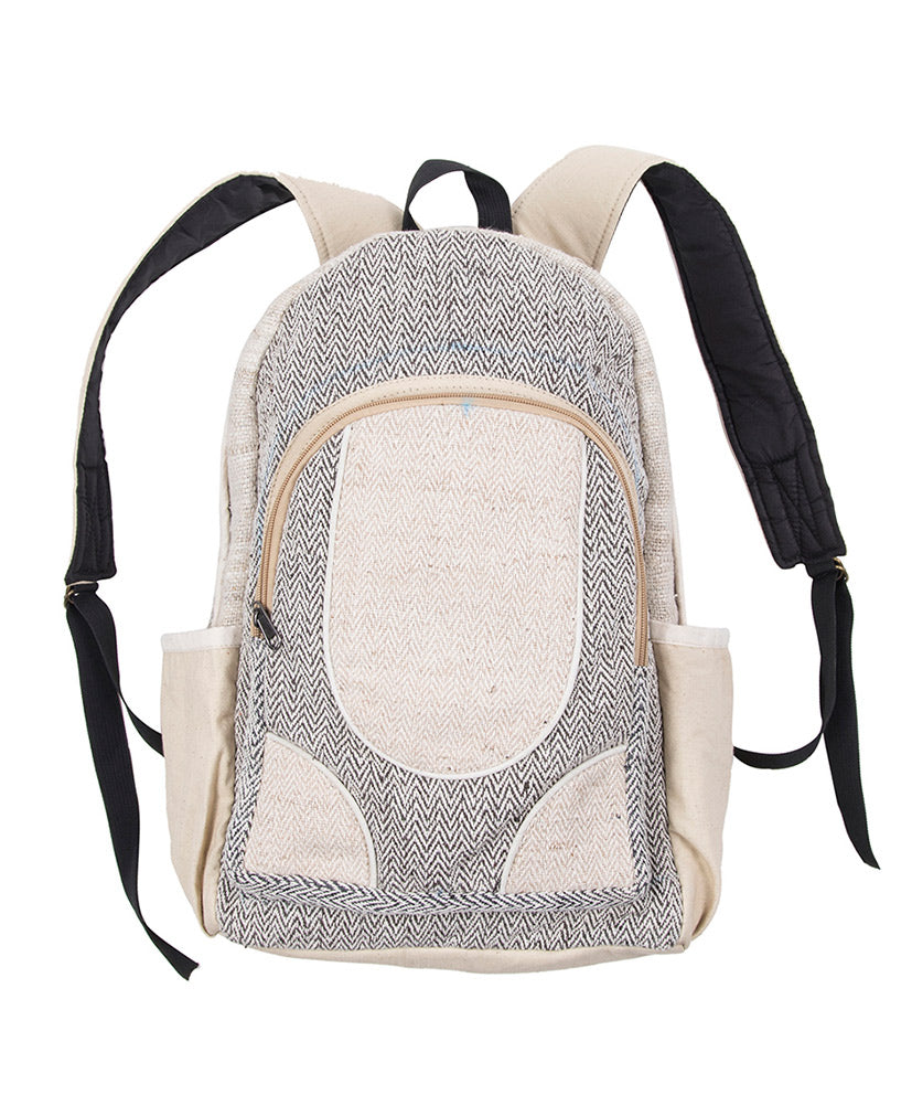 Fair Trade Chevron Backpack