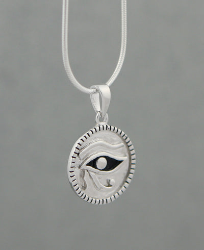 Sterling Silver Relief Pendant
