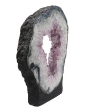 Amethyst Gemstone Slice