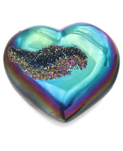 Gemstone Agate Heart