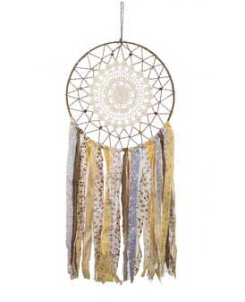 Vintage Inspired Country Dream Catcher, 12 Inches