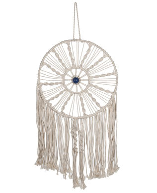 Macramé Bead Dream Catchers