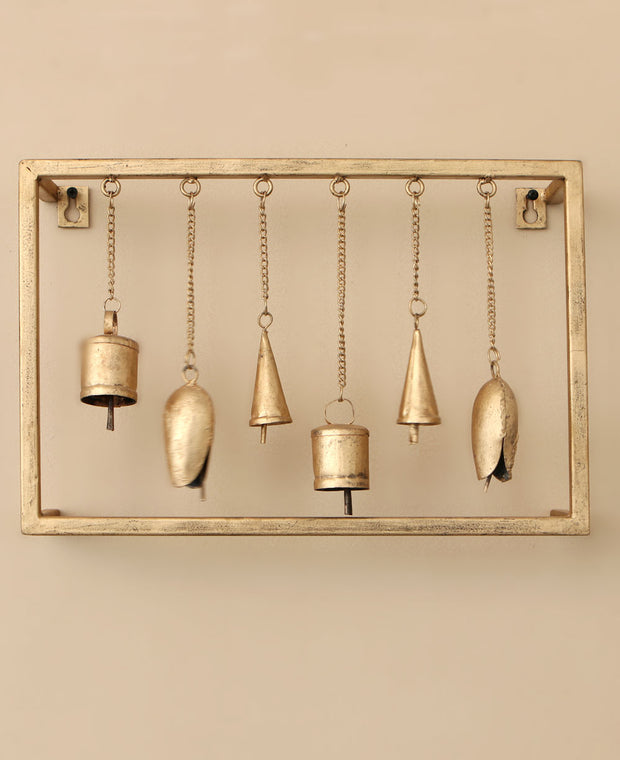Bell Chime Wall Decor