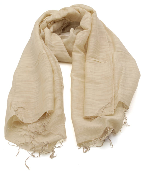 Fair Trade Sheer Simplicity Scarf, Vietnam