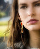 Fair Trade Bolivian Aguayo Cloth Earrings