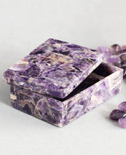 Gemstone Jewelry Box