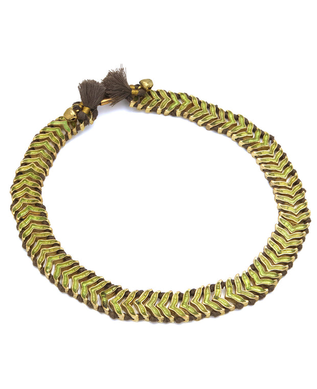 Jungle Choker Necklace