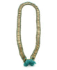Woven Sona Statement Necklace in Turquoise