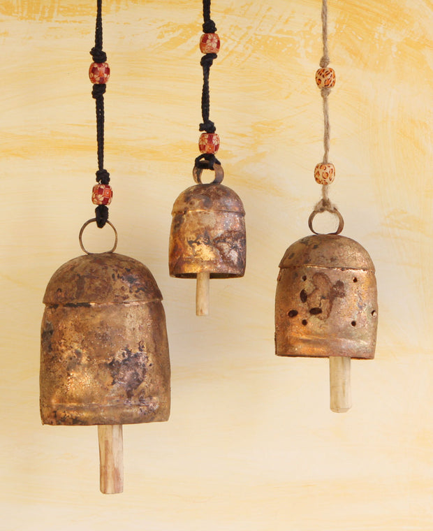 Handcrafted Indian Cowbells
