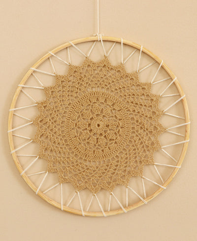 Crochet Dream Hoop