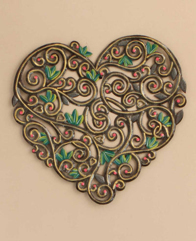 Haiti Metal Wall Art FairTrade