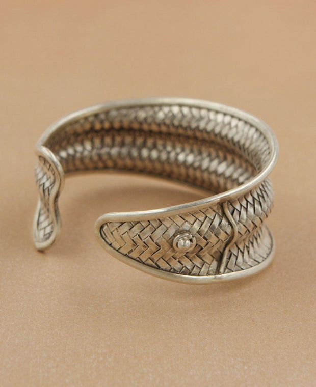 Hill Tribe Fish Bracelet