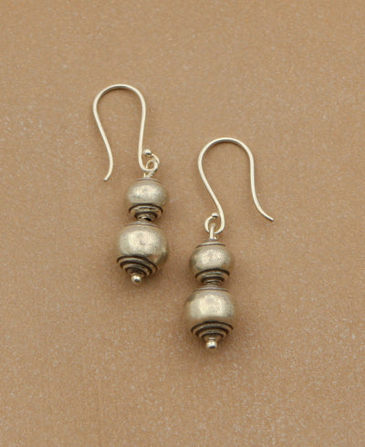 Hill Tribe Lantern Earrings