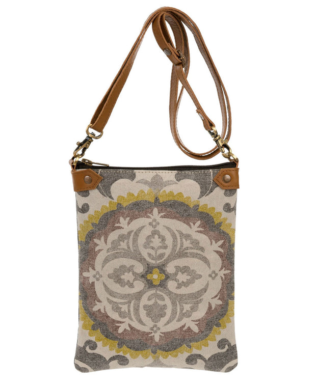 Stonewash Canvas Kolam Purse, India