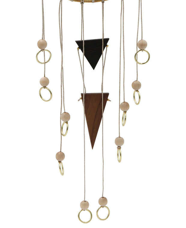 Modern Geometric Dream Catcher, USA