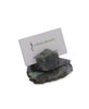 Gemstone Business Card Holder and Accent, Madagascar
