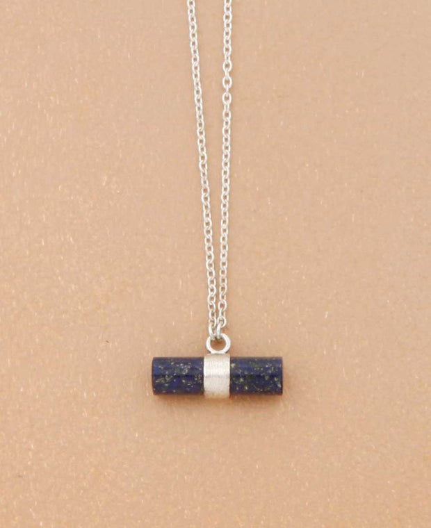 Bar Pendant Necklace