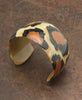 African Safari Animal Print Cuff, Kenya
