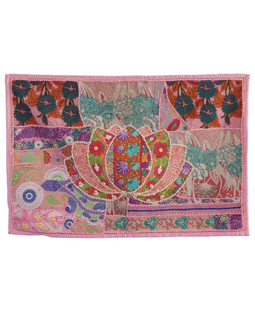 Indian Floral Tapestry