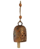 Traditional Indian Copper Cow Bells, Fair Trade
