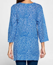 Blue Botanicals Indian Tunic