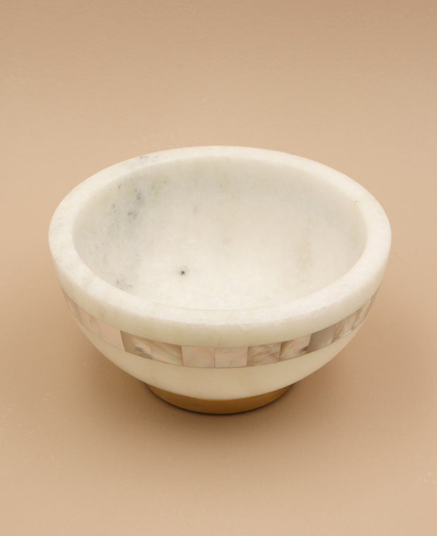 Marble Display Bowl