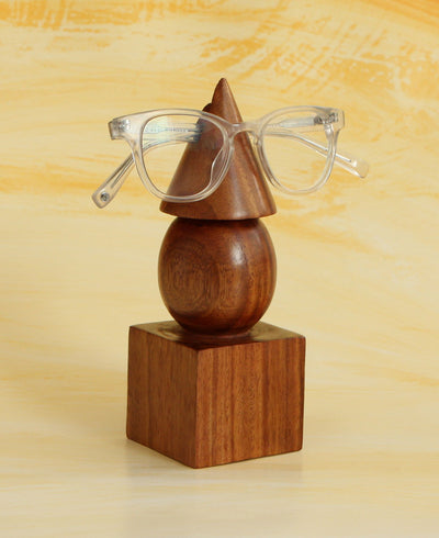 Modern Geometric Eyeglass Holder