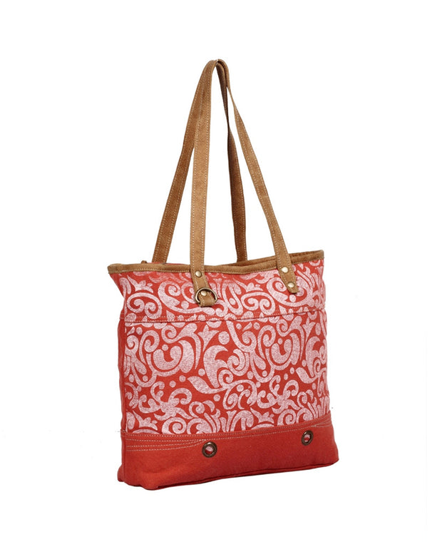 Filgree Tote Bag