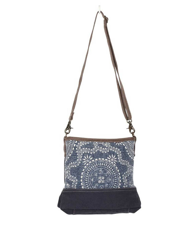 Indigo Kilim Shoulder Bag