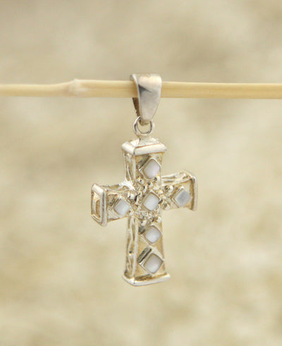 Regal Cross Pendant