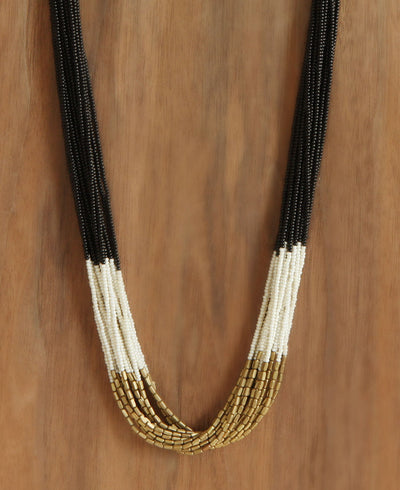 Beaded Nepali Necklace