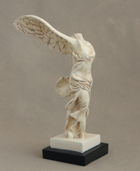 Winged Nike Statue