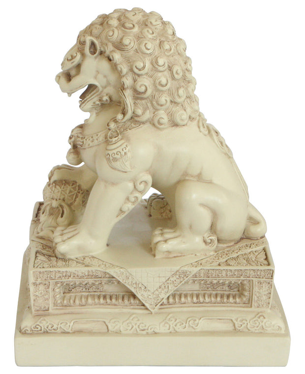 Chinese Guardian Lion Statues