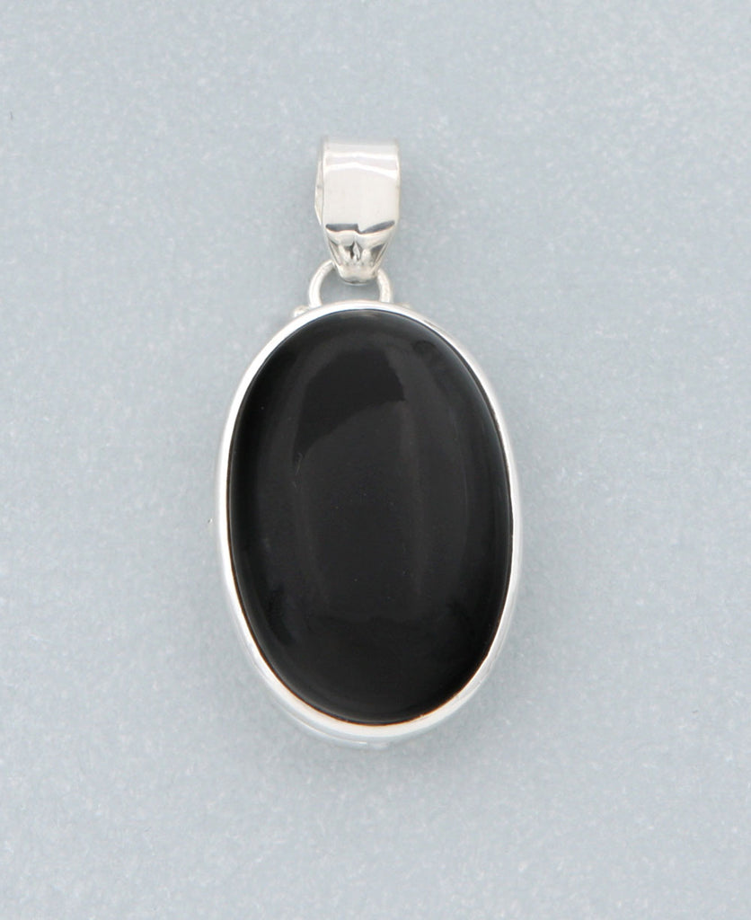 Gemstone Amulet Pendant, India