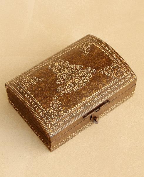 Antique Keepsake Box
