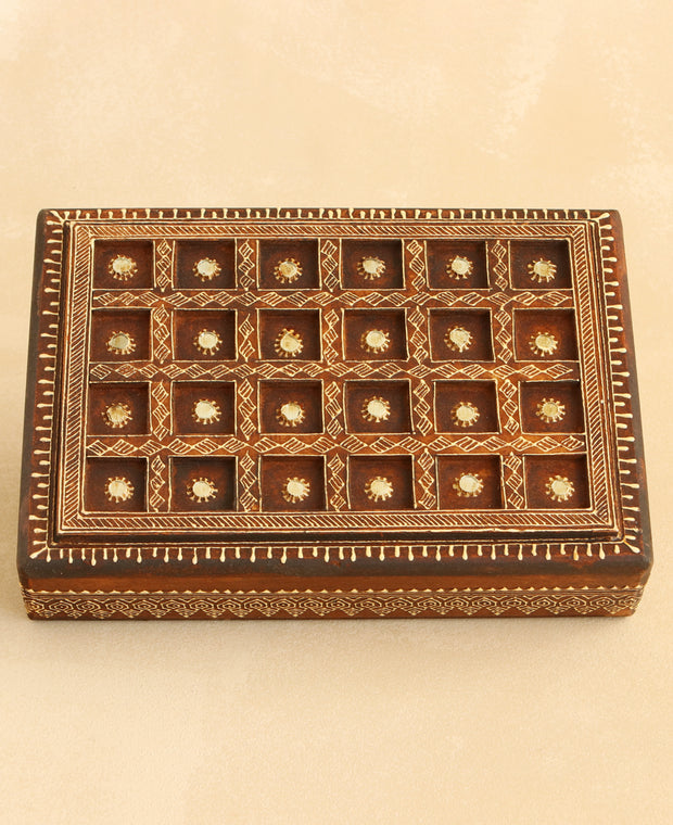 Detailed Jewelry Box