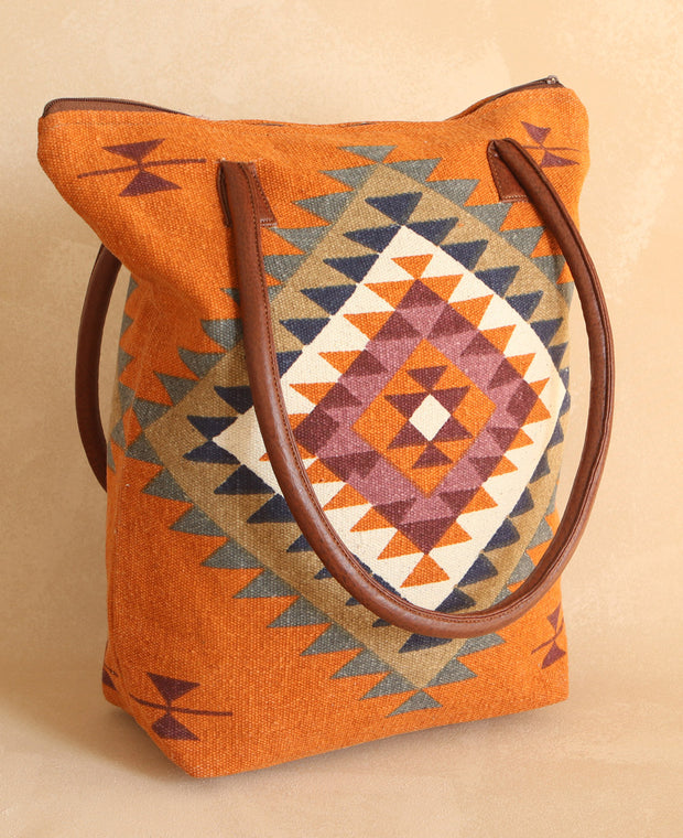 Valley of Fire Southwestern Tote